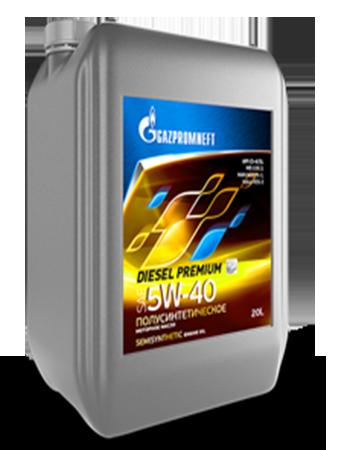 Disel Premium 10 w40 API CI