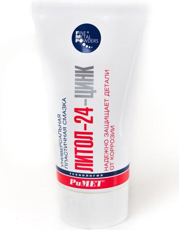 Универсальная пластичная смазка Литол-24 – Цинк