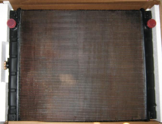 Охлаждающая система Komatsu 2