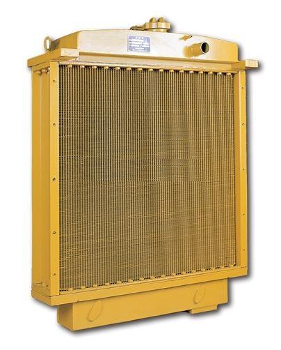 Охлаждающая система Komatsu 4