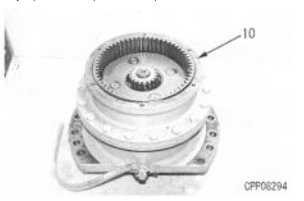 Гидромотор Камацу