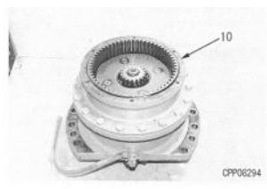 Гидромотор Комацу